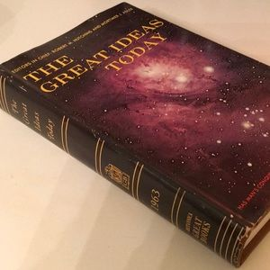 The Great Ideas Today 1963 Britannica Great Books